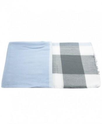 Durio Ladies Blanket Colorful Scottish