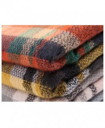 Winter Oversize Blanket Tassels Burgundy