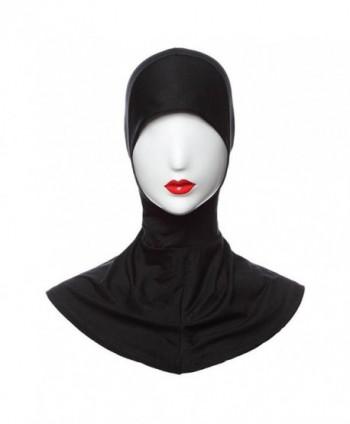 Academyus Headwear-Muslim Under Scarf Cap Hijab Islamic Neck Cover Head Wear Cap - 14 - C612IW6DQF1