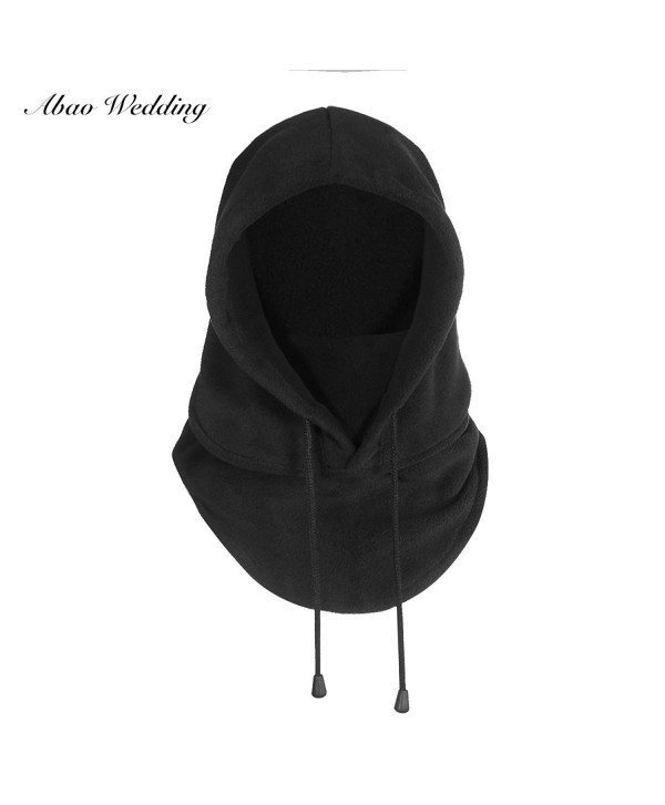 ABaowedding Lightweight Balaclava Windproof Ski Mask- Outdoor Sports Face Mask Neck Warm Balaclava - CX180KWKAZ8