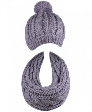 Matching Scarves Beanies Infinity Scarfs