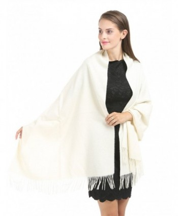 Saferin Large Winter Cashmere Shawls in Fashion Scarves