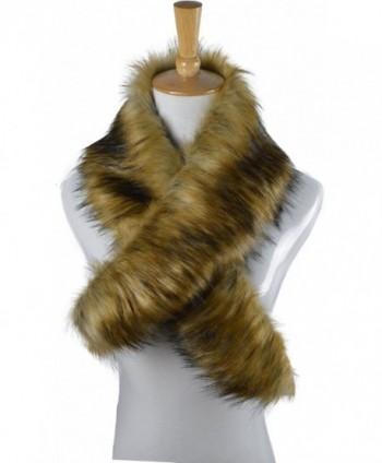 RoRoDox Women Winter Fluffy Collar