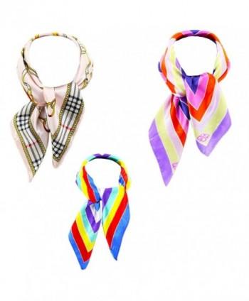 Vodeus Fashion Multicolor Pattern Scarves