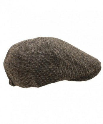 Homespun Woolen Newsboy Gatsby Driving