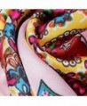 Square Scarf Fashion Floral Pattern