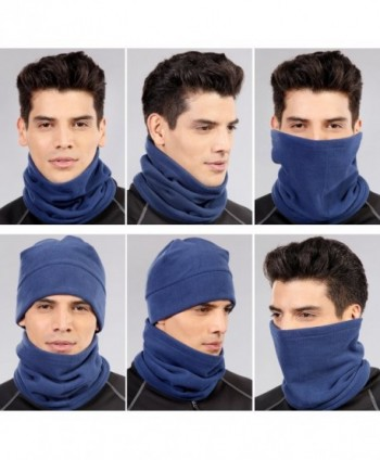 AStorePlus Fleece Reversible Headband Balaclava