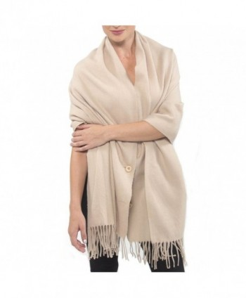 Alpine Swiss Womens Pashmina Blanket in Fashion Scarves