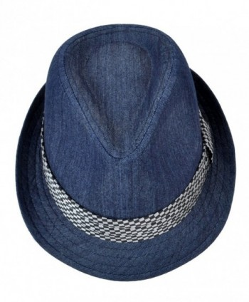 Mens Season Fashion Wear Fedora in Men's Fedoras