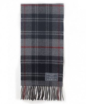 The Tartan Blanket Co. Scottish Lambswool Scarf Moffat Tartan - CV12E187M4P