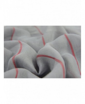 Womens Lightweight Fashion Striped Scarves in Fashion Scarves