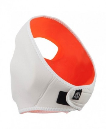 Neoprene Full Face Mask Orange