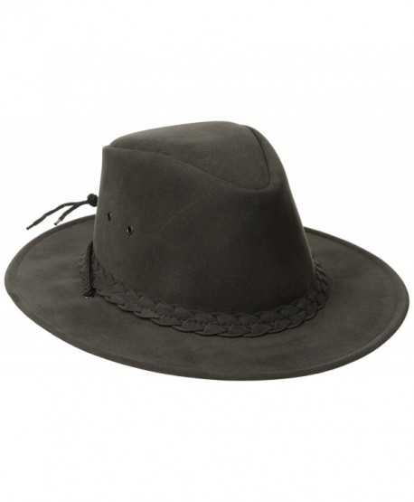 Kakadu Traders Australia Ceduna Soaka Hat - Grey - CY11QT978QH