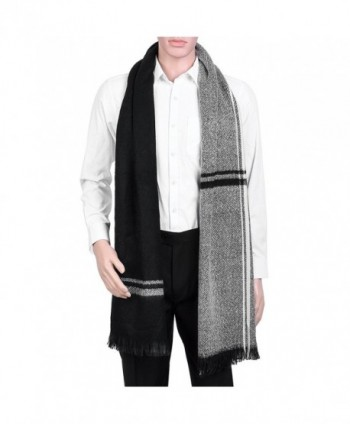 Vbiger Oversized Thickened Pashmina Tassels in Fashion Scarves