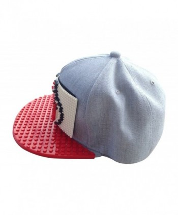 Baseball Snapbacks Fashion Building Block