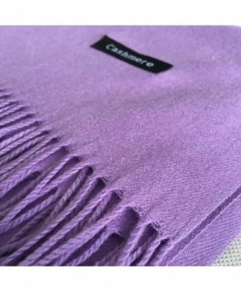 GG Cashmere Scarf Shawl Purple in Wraps & Pashminas