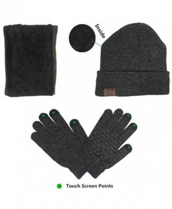 Beanie Screen Gloves Unisex Children in Fashion Scarves