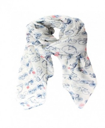 ctshow bicycle Print Fashionable Scarves