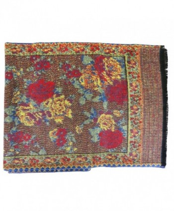 Topaz Sun Tapestry Print Cashmere