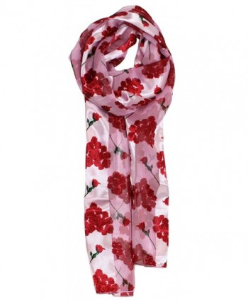 Ted Jack Valentines Scarf Roses