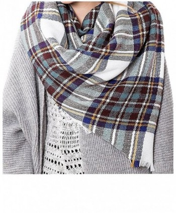 ReachMe Womens Oversized Blanket Holiday in Fashion Scarves