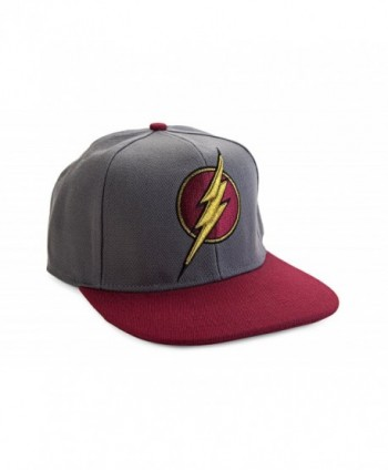 Flash Retro Logo Snapback Hat - CK182SI6ZRR