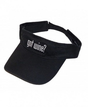 got wine Wine Black Visor