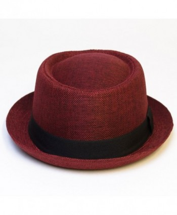 Hat To Socks Pork Pie in Men's Fedoras