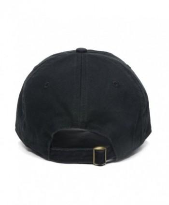 Mountain Dad Hat - Unstructured Soft Cotton Cap - Black - C5188LGO8TZ 744efdbbbd9