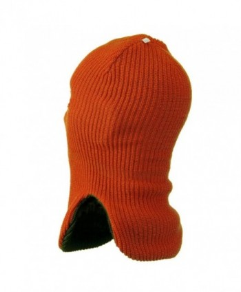 Reversible Double Layer Knit Mask