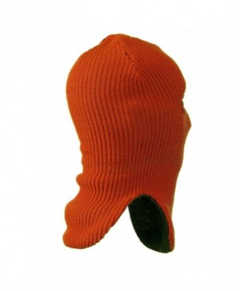 Reversible Double Layer Knit Mask in Men's Balaclavas