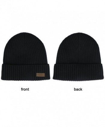 Vmevo Cuffed Beanie Winter Unisex in Men's Skullies & Beanies