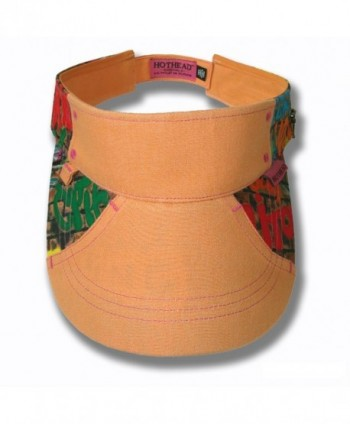 Hothead Visor Graffiti Melon Denim in Men's Visors
