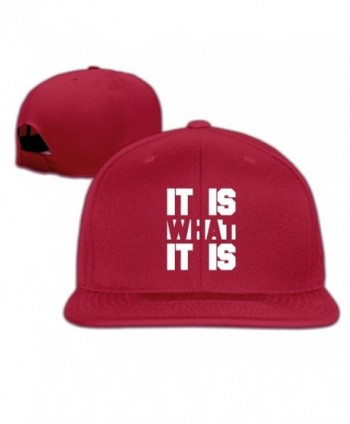 Cap IT IS WHAT IT IS Paint - Red - CY1887NLT6H