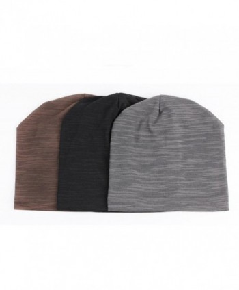 Elwow Breathable Cotton Comfort Stretch in Men's Skullies & Beanies
