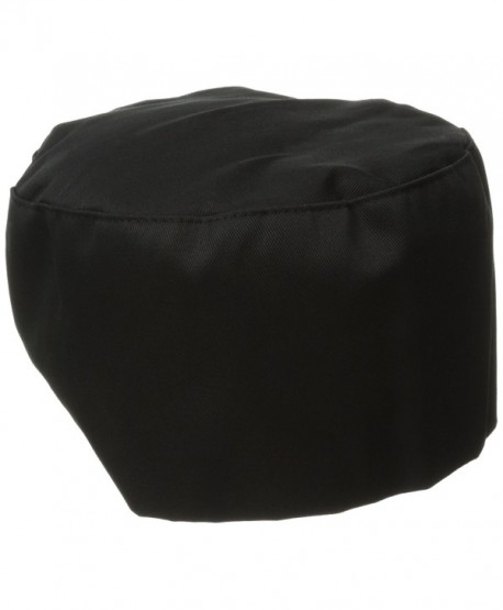 Chef Designs Men's Skull Cap - Black - CO118GI18QZ