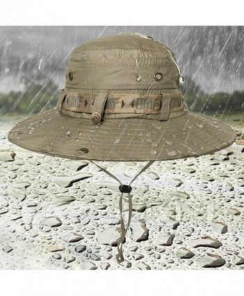 Outdoor Waterproof Protection Breathable Fishing in Men's Sun Hats