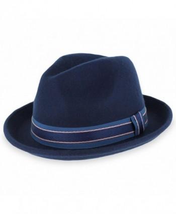 Hats Belfry Lucas Crushable Fedora