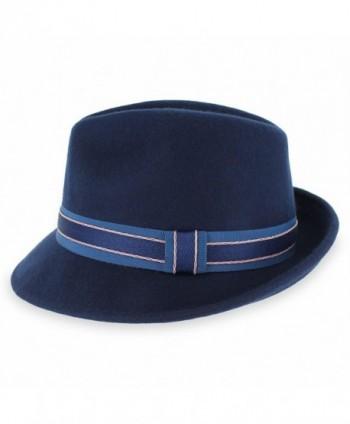 Hats Belfry Lucas Crushable Fedora in Men's Fedoras
