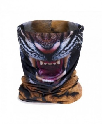 GreenDimension Versatile Balaclava Performance Microfiber - 2 Tiger - CG188ROAMSC