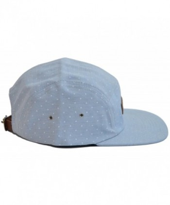 Skyed Apparel Collection Genuine Leather in Men's Baseball Caps