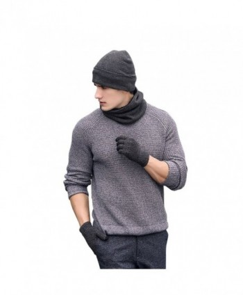 Neonr Winter Knitted Gloves Velvet