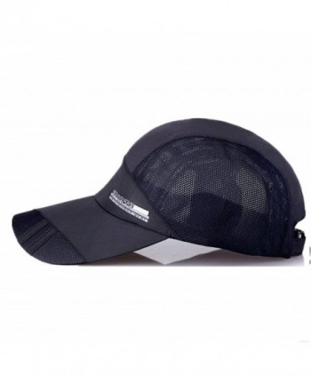 GADIEMENSS Lightweight Breathable Outdoor Running in Men's Baseball Caps