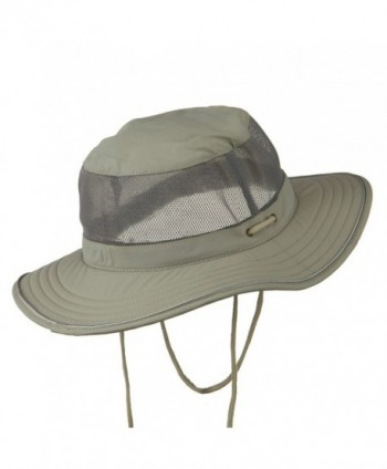 Big Size Talson Mesh Bucket in Men's Sun Hats