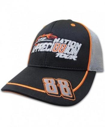 Dale Earnhardt Jr 88 NASCAR Retirement Appreciation Tour Hat - CL184CS37M5