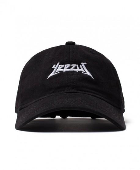 956add62658 AA Apparel Yeezus Tour Glastonbury Dad Hat Kanye West Yeezy - Black -  CA12OC2ZODI
