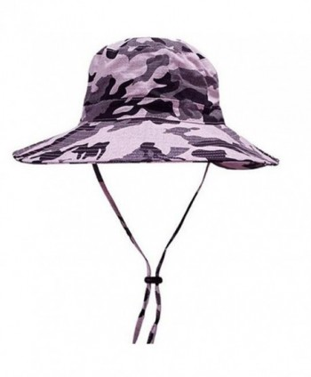 Lanzom Outdoor Camouflage Bucket Fishing