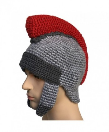 Kafeimali Original Barbarian Warrior Halloween in Men's Skullies & Beanies