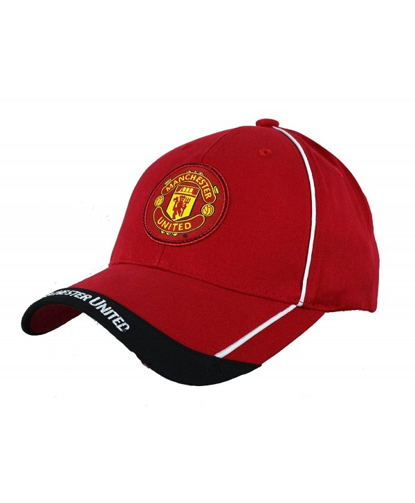 Manchester United Adjustable Cap Hat New Season - RED C1F20 - CN12M91RJIZ