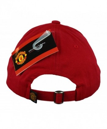 Manchester United Adjustable Season C1F20 in Men's Baseball Caps